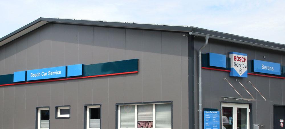 Bosch Berens Bünde Gebäude